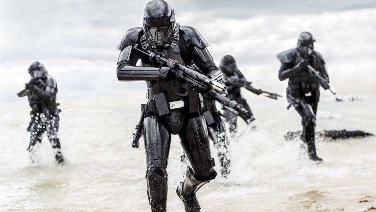 nouveaux death troopers rogue one star wars avis geeketc