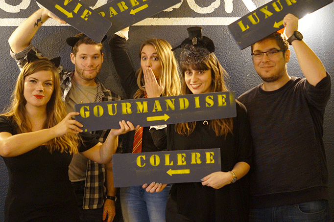escape game halloween bordeaux