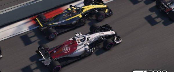 avis F1 2018 test xbox