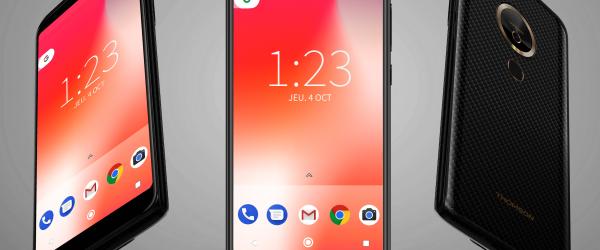 smartphone avec videoprojecteur thomson v-6004G