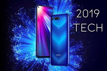 nouveautés high-tech 2019 geeketc