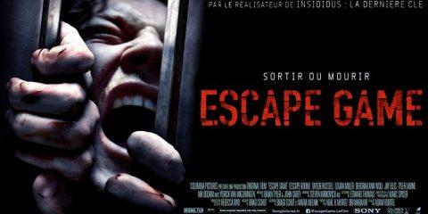 avis film escape game 2019 GeekEtc