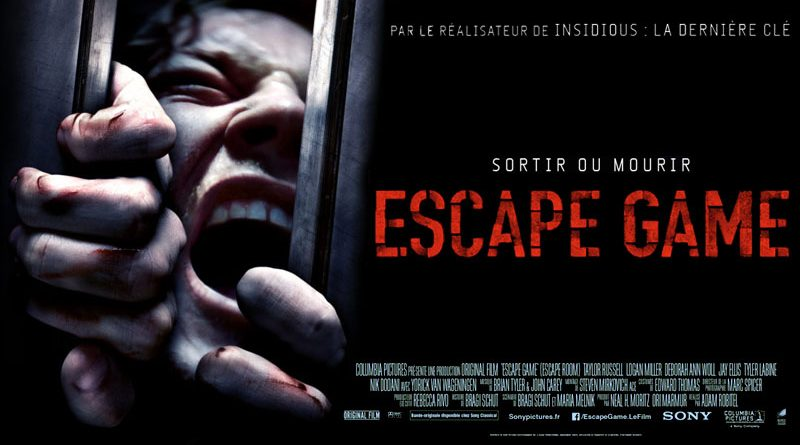 avis film escape game 2019 GeekEtc