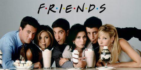 découvrir la série friends en 2019 GeekEtc
