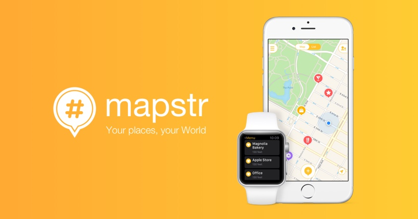 mapstr apple watch app indispensable