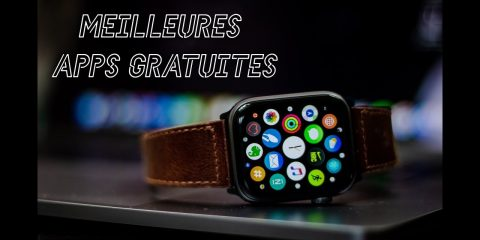 selection meilleures apps gratuites apple watch 2019