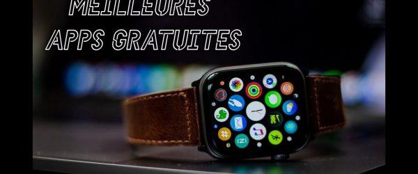 selection meilleures apps gratuites apple watch 2019