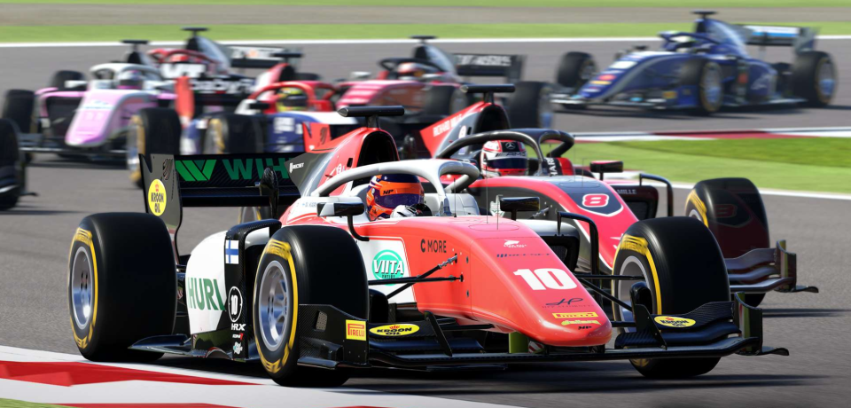F2 F1 2019 carriere