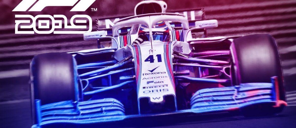 test f1 2019 xbox fr