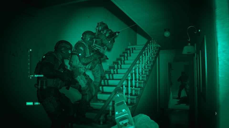 clean house mission modern warfare
