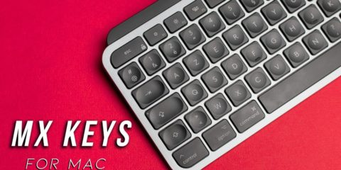 test mx keys for mac logitech