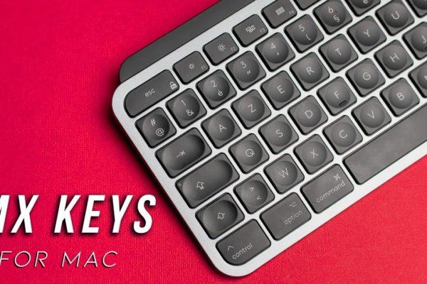 test mx keys for mac logitech
