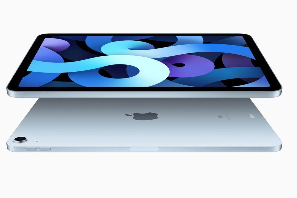 test iPad air 4 2021