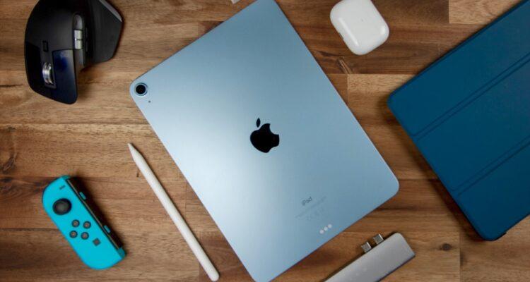 pourquoi acheter l'iPad Air 4 en 2021
