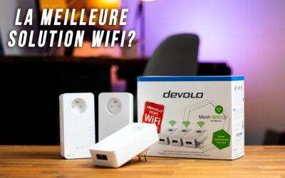 mesh wifi 2 dévolu pack col