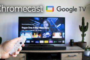 test google chromecast google tv
