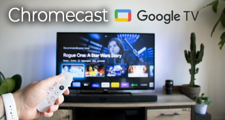 test google chromecast google tv