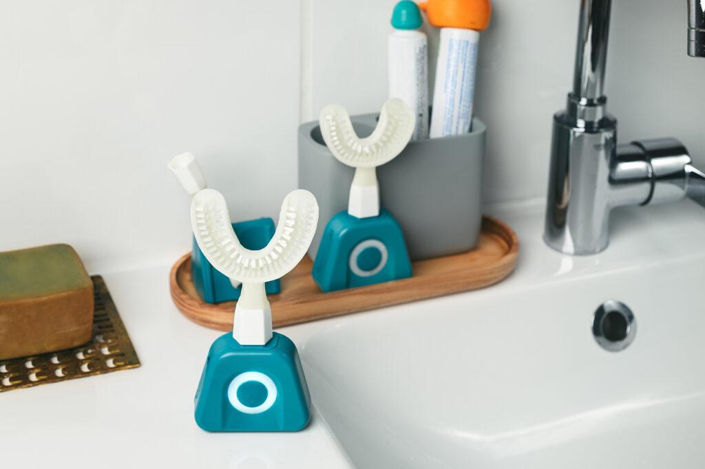 y-brush brosse à dents enfants et adultes